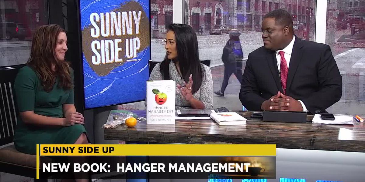 Dr. Susan Albers joins Sunny Side Up to talk about new book