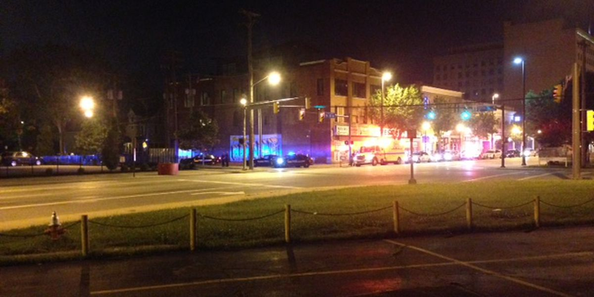 Active SWAT standoff in Ohio City