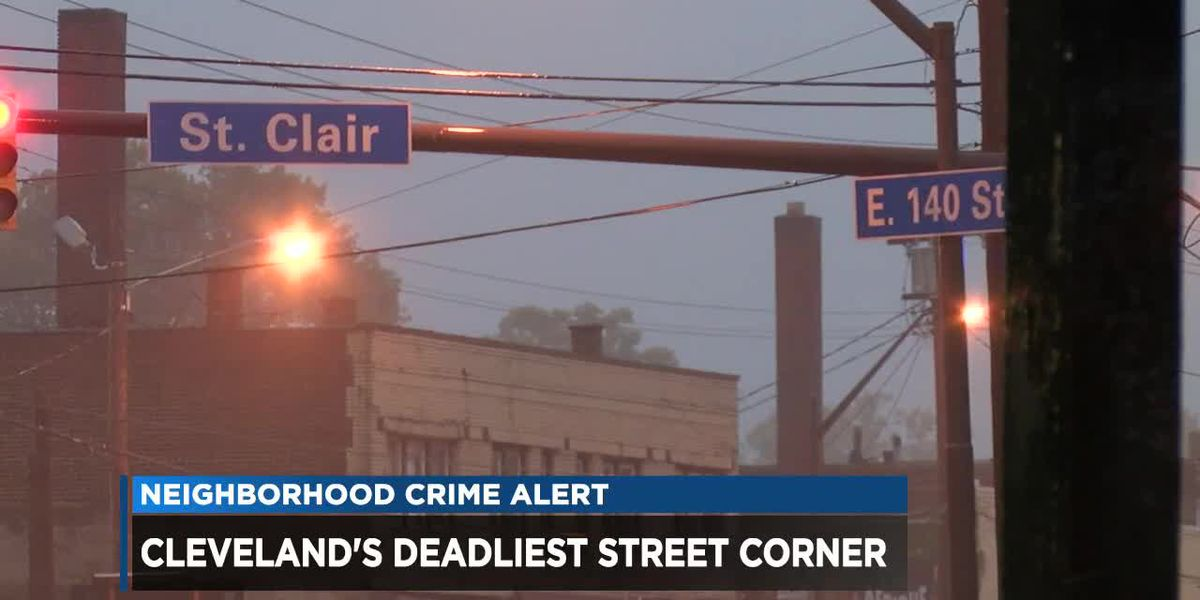 Community fearful after another murder on Cleveland's deadliest corner