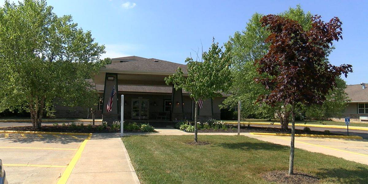 How have some nursing homes remained Covid-free like this one in Wayne County, Ohio?