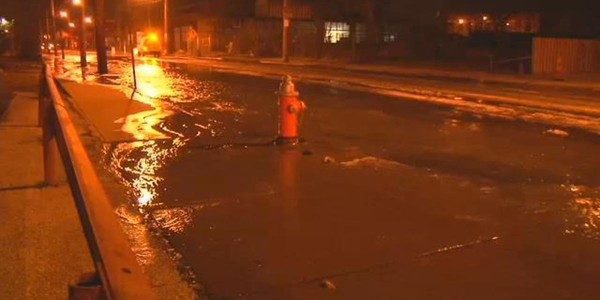 Madison Ave. reopens after water main break
