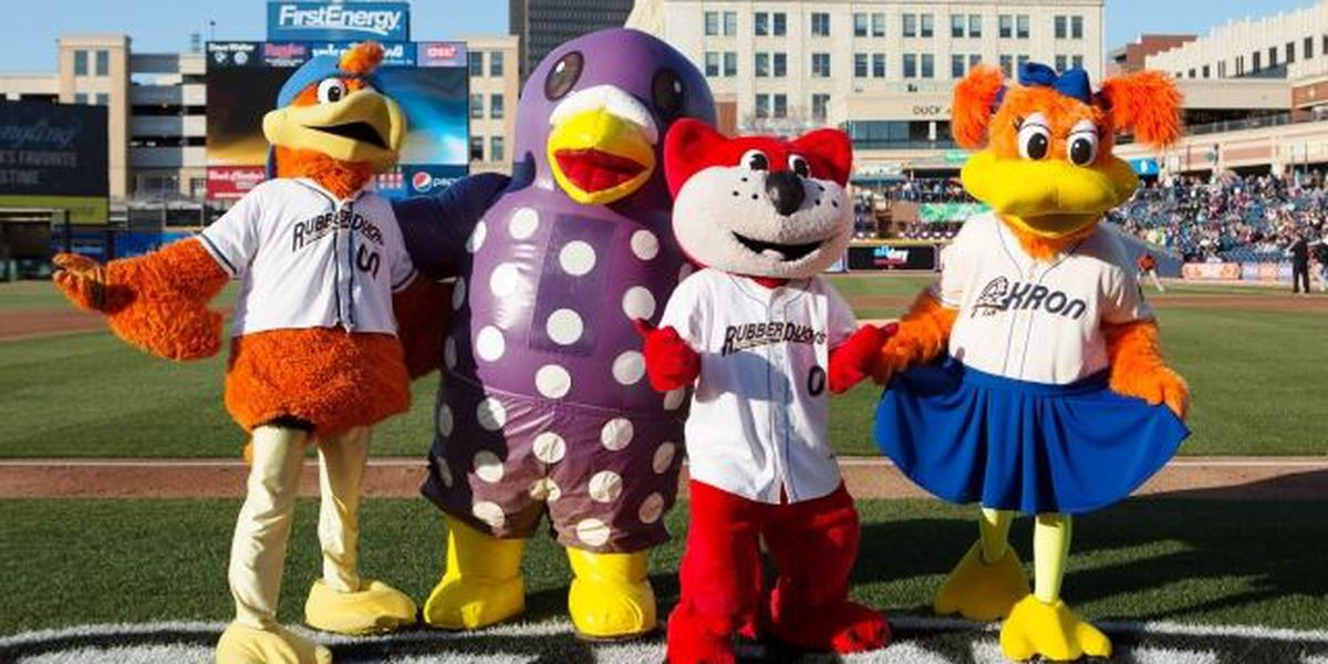 You can become the next mascot for the Akron RubberDucks