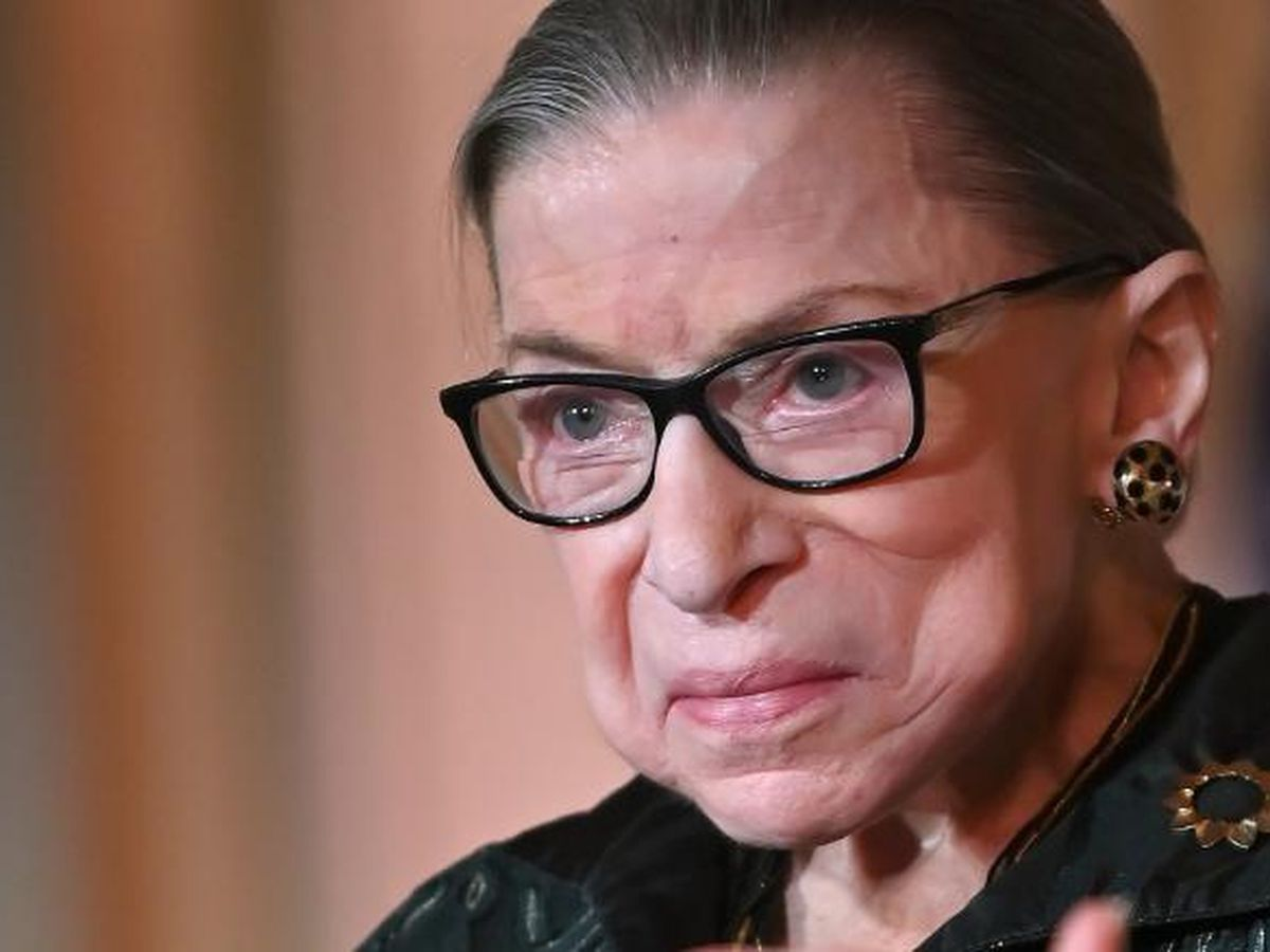 Gov. DeWine calls Supreme Court Justice Ruth Bader Ginsburg's 'fight to break down barriers' an example to all of us