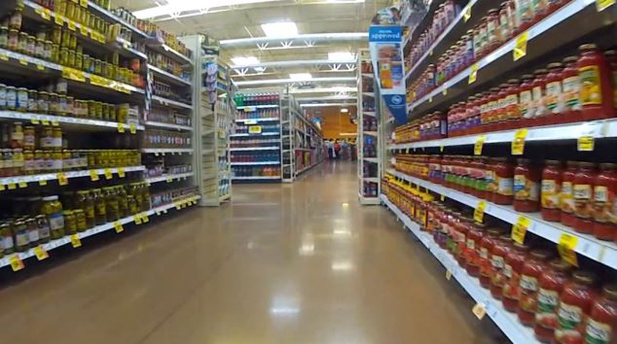 Grocery prices spike due to coronavirus-related production and supply chain issues