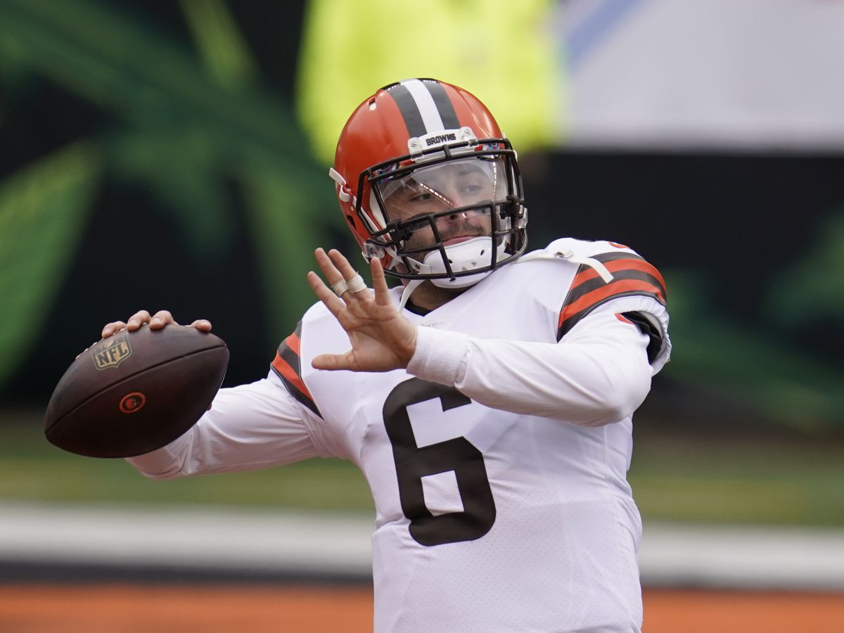 Mayfield explodes, rallies Browns past Bengals in final seconds