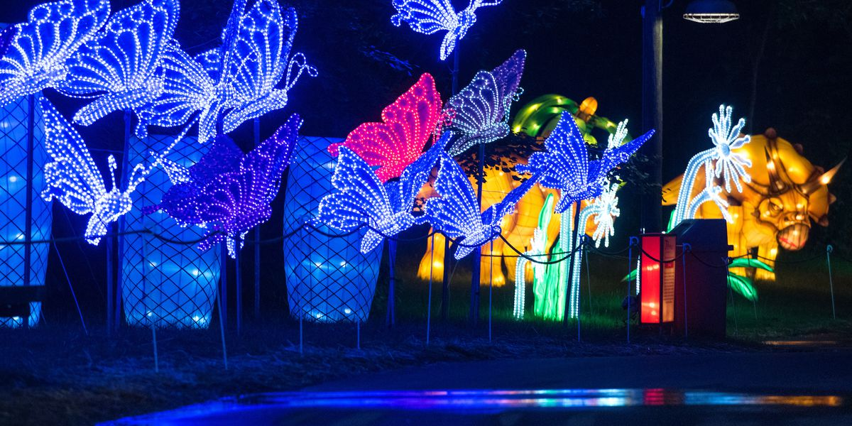 Asian Lantern Festival returns to Cleveland Metroparks Zoo following record breaking 2018 exhibit (photos)