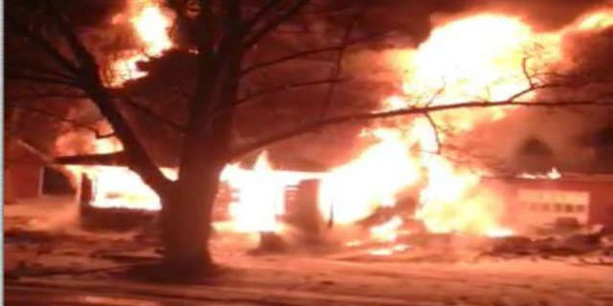Warrants issued for mother and son after Massillon house explosion