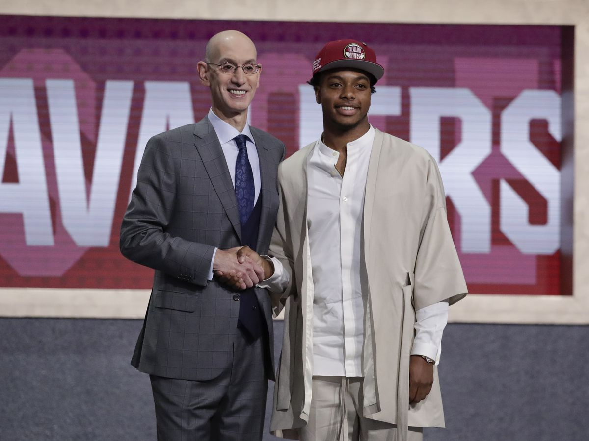 The internet wins again: Here are the best reactions to the Cleveland Cavaliers' newest NBA Draft picks