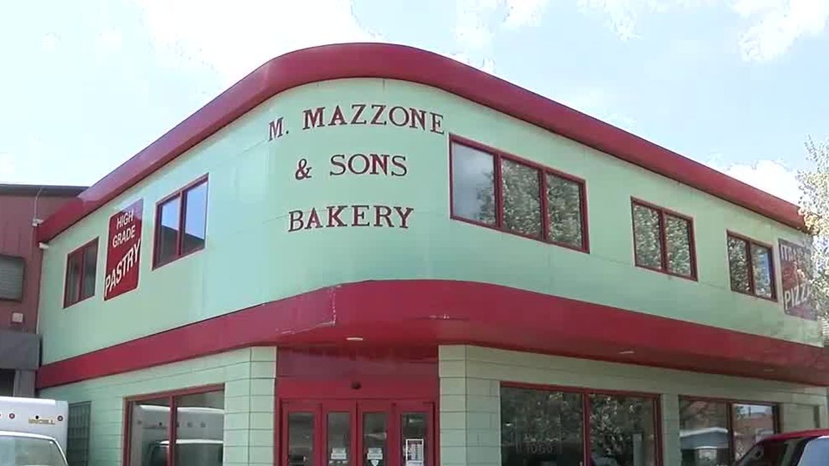 Mazzone & Sons Bakery closes after more than 80 years of operation