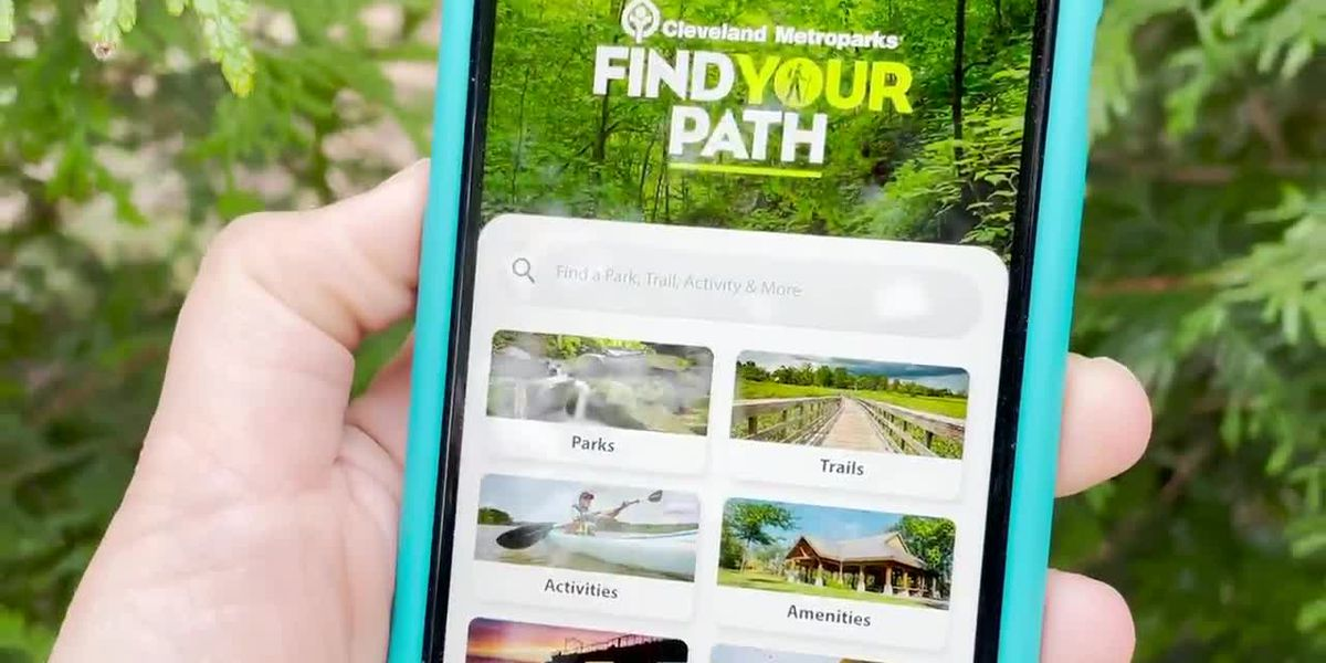 Cleveland Metroparks launch new mobile app