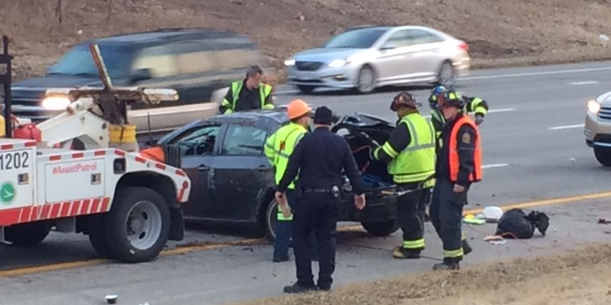 Live traffic updates: Accident at I-90 and Lorain cleared, delays persist