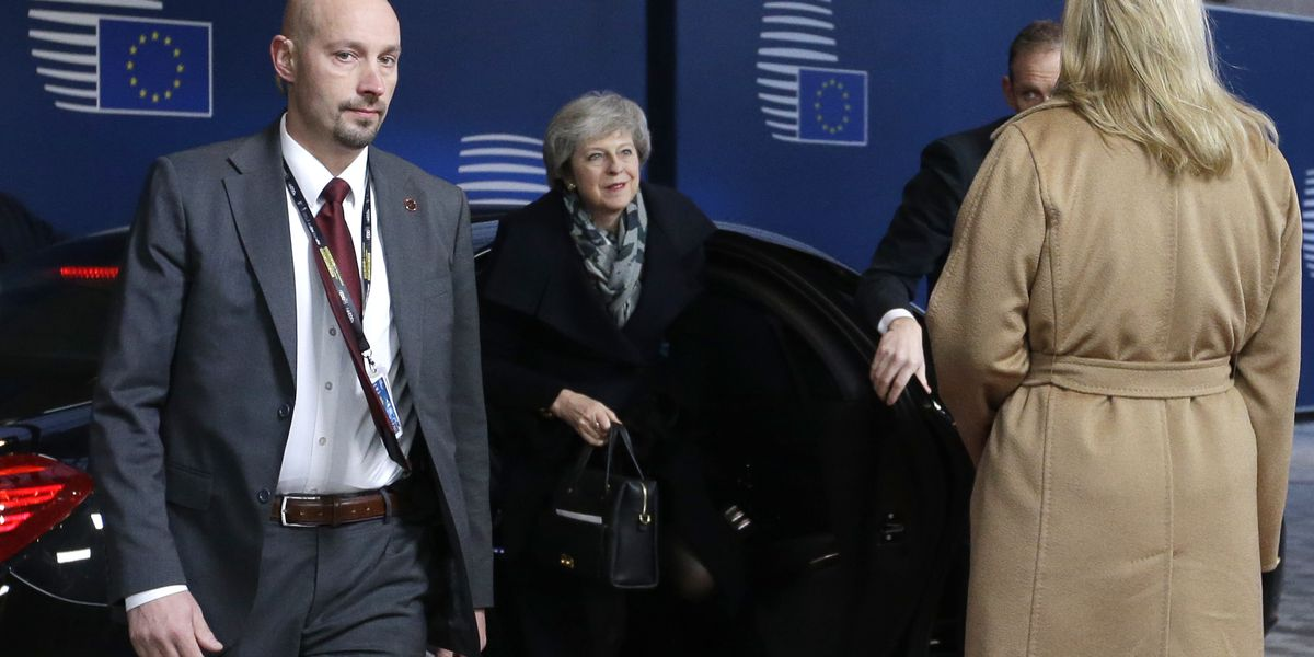 EU could hold Brexit summit next month if UK needs clear
