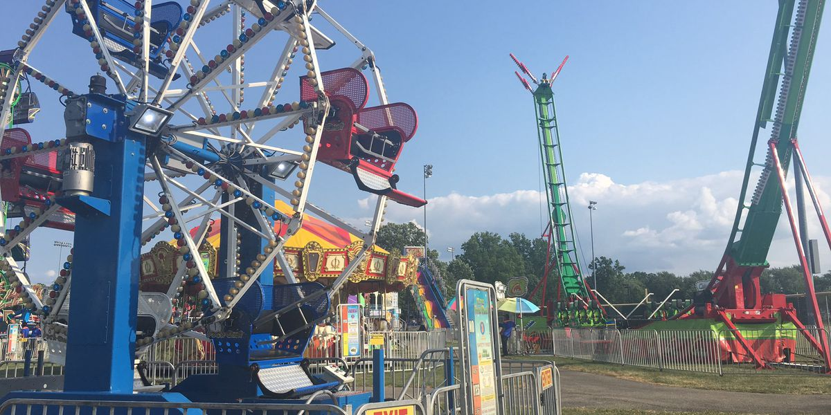 Rides shut down at Ohio State fair cause concern at local festivals and carnivals