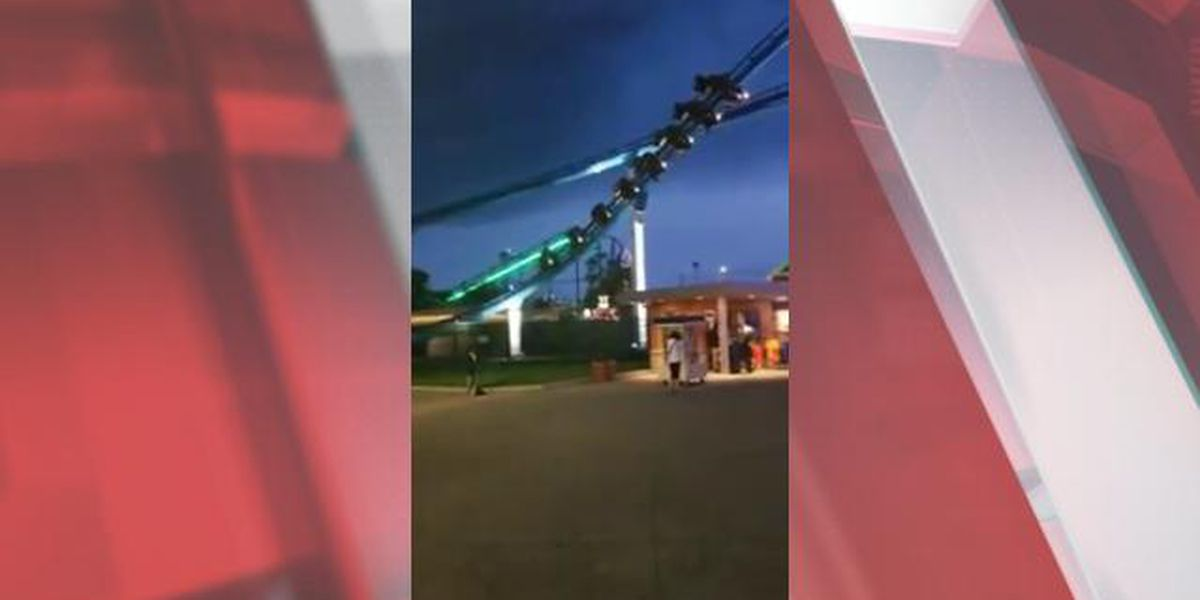 High winds cause minor ride malfunction at Cedar Point