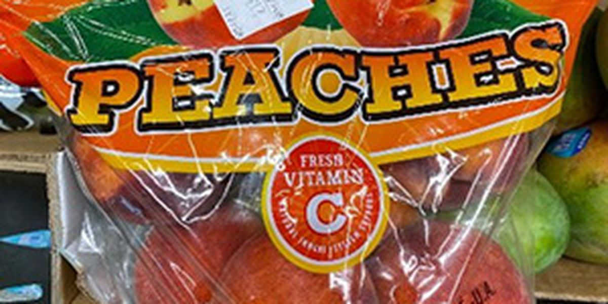 Nearly 70 ill after Target, Aldi peaches recalled due to salmonella outbreak