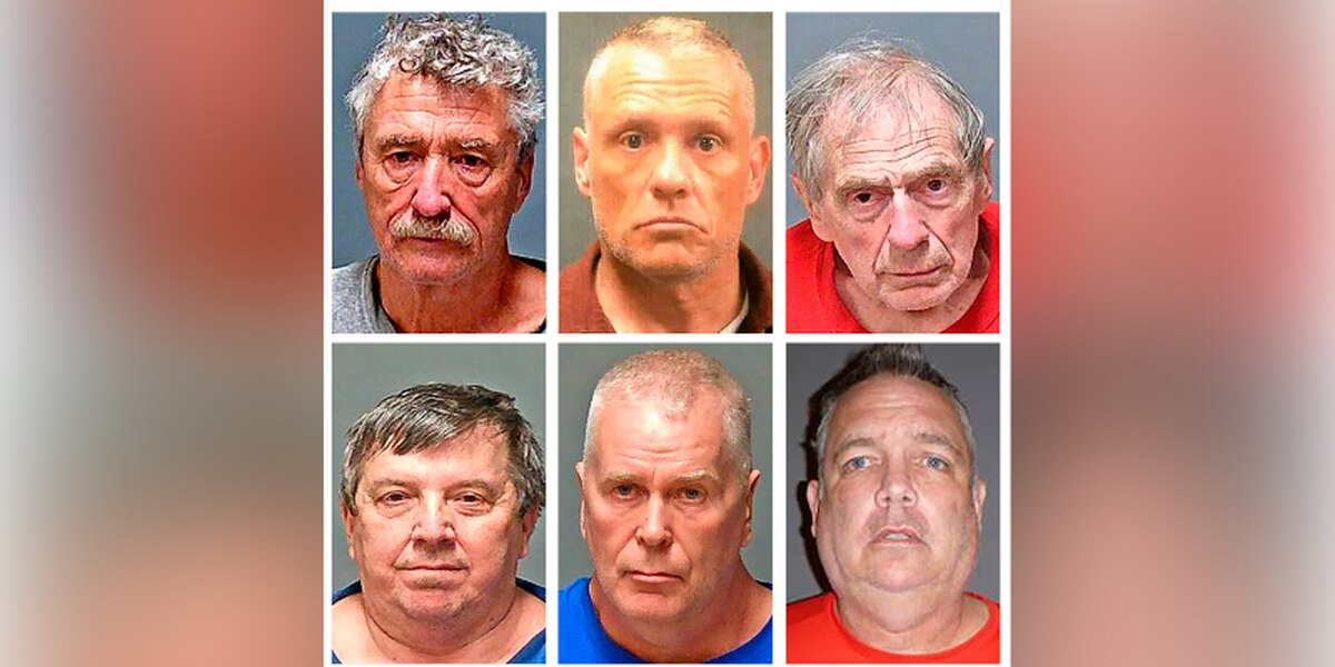 6 charged in NH youth detention center sex abuse probe