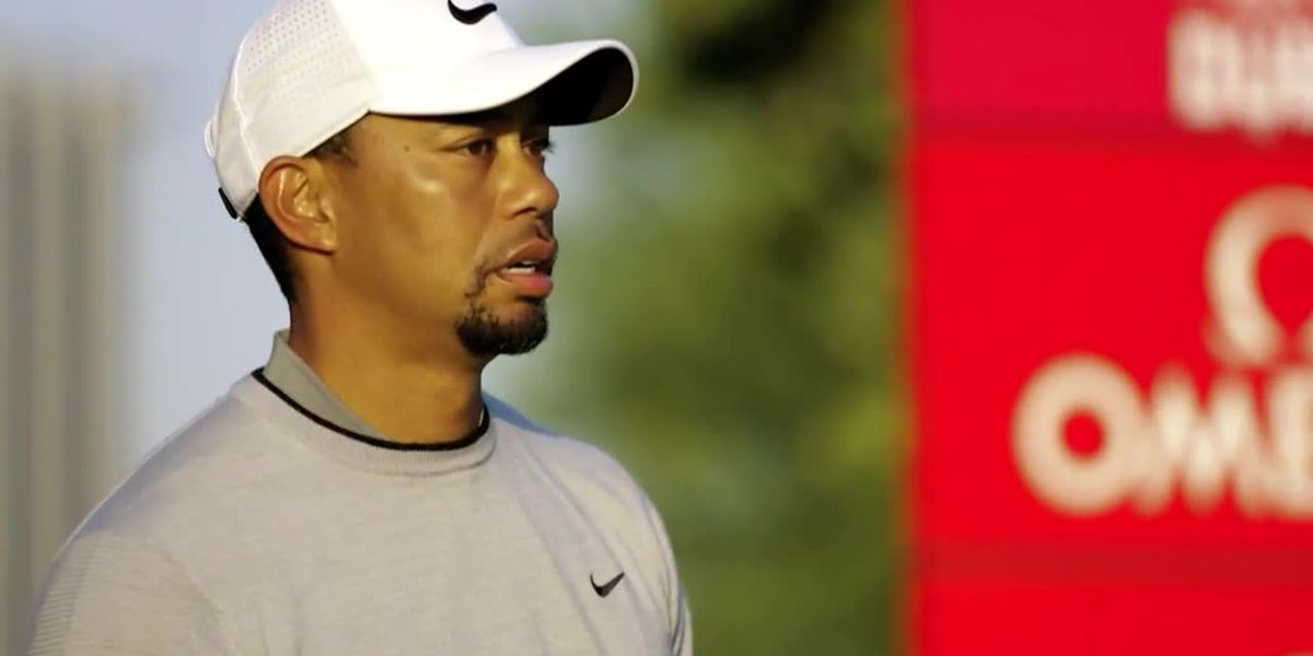 Tiger Woods awake, responsive following hours of surgery after car crash