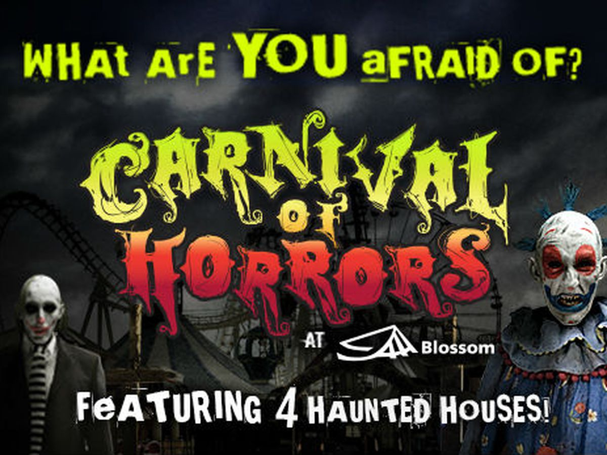 Enter to Win Carnival of Horrors Tickets!