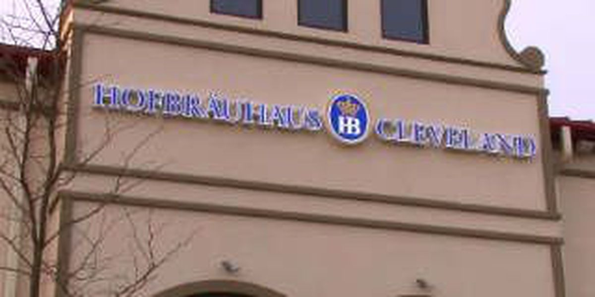 Hofbrauhaus Beer Hall opens its doors for the first time