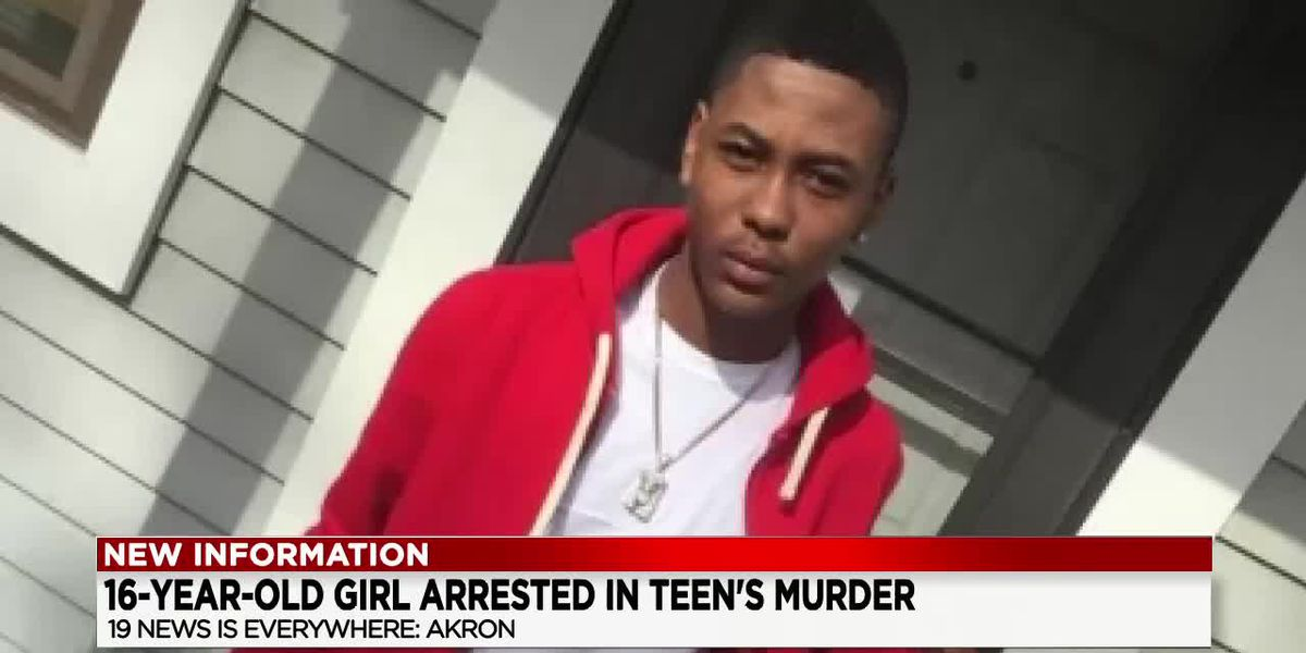 16-year-old Akron girl charged with murder