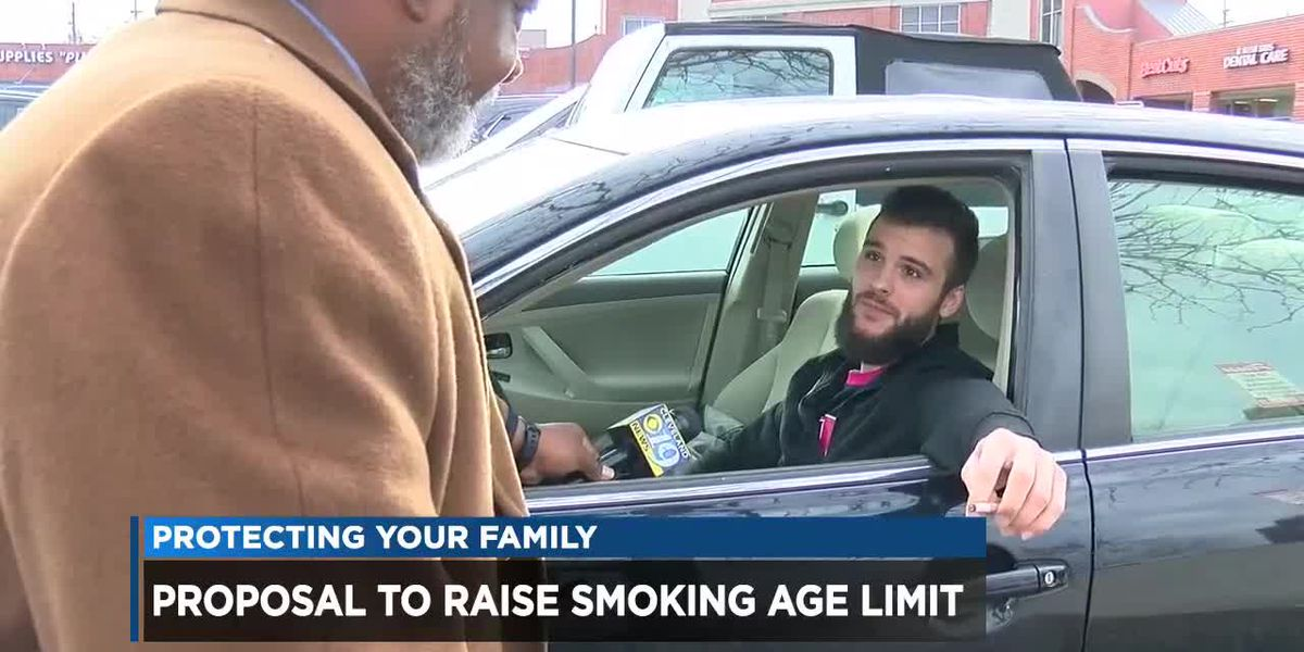 Lakewood councilman wants to raise tobacco use age to 21