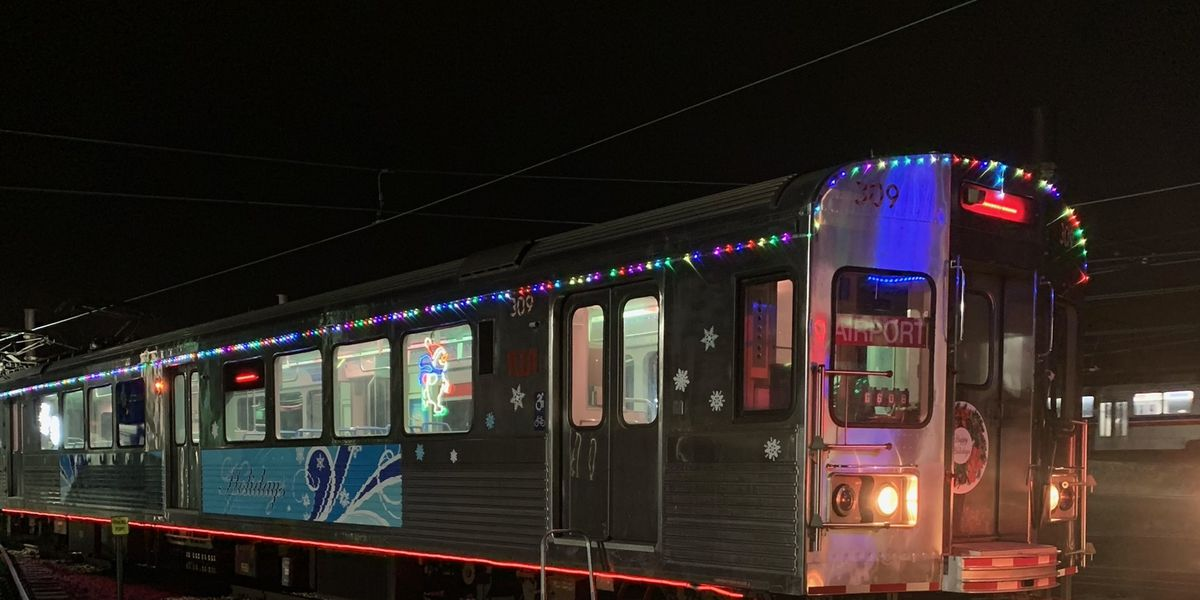 RTA holiday trains now rolling (gallery)