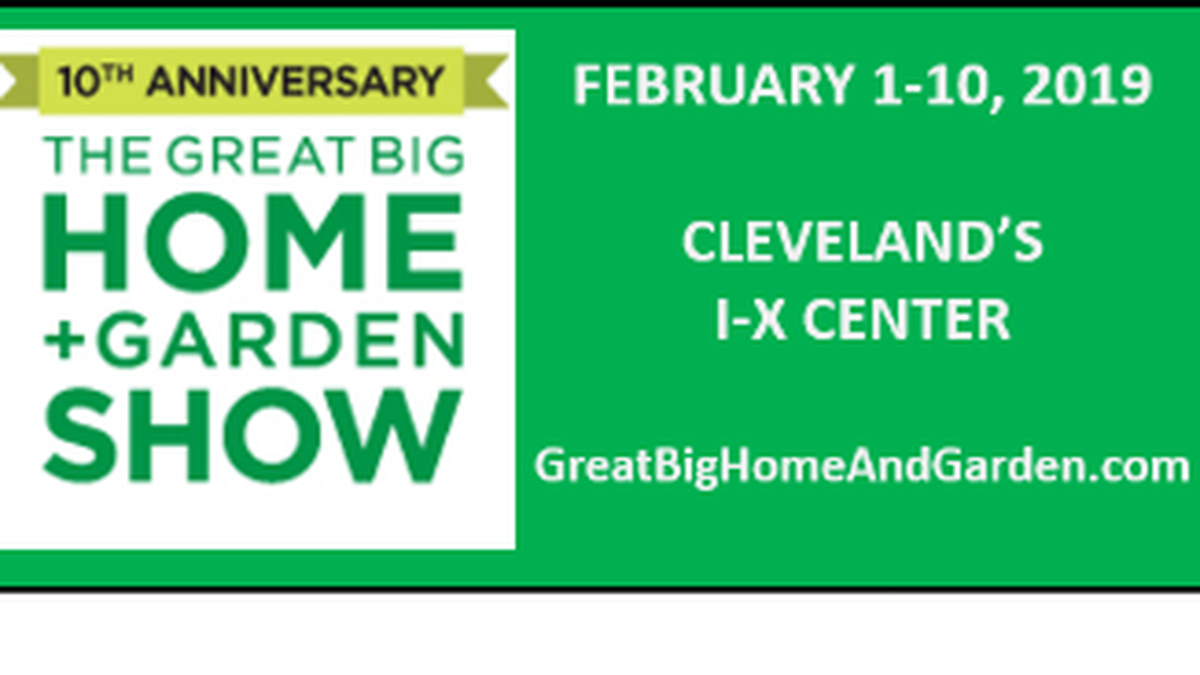The Great Big Home And Garden Show