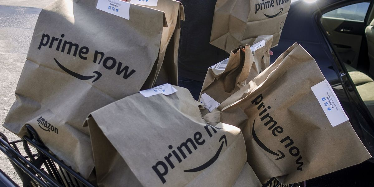 Amazon looking to hire over 2,000 workers for fulfillment center in Euclid