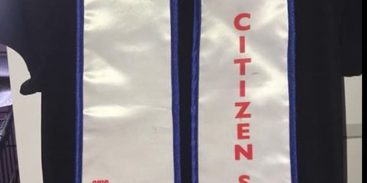 Ohio high school changes its mind, student allowed to wear military sash at graduation