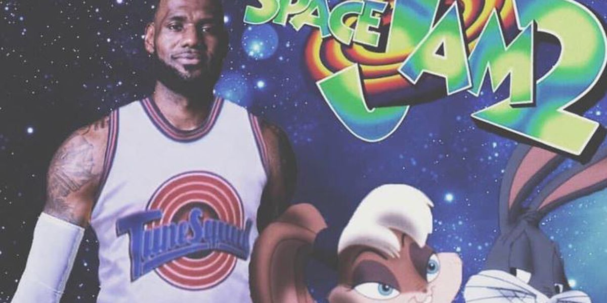 5f4c8f4b30ede LeBron James sequel to  Space Jam  coming to theaters in 2021