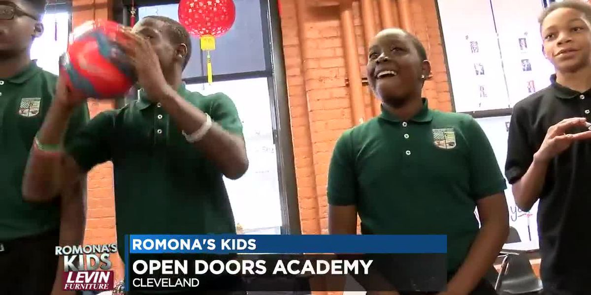 Open Doors Academy breaking cycle of poverty through academic excellence