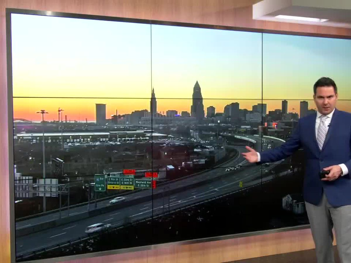 Northeast Ohio weather: Quiet pattern continues; a bit warmer on Wednesday