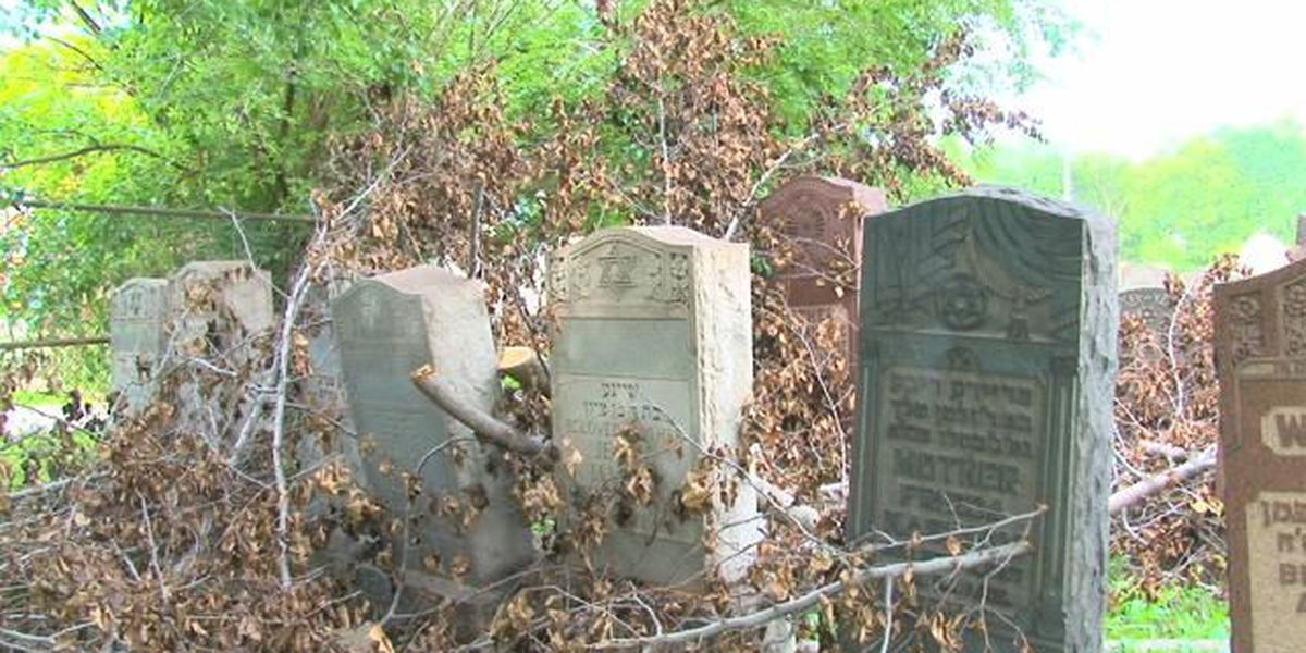 Caring for cemeteries in disrepair