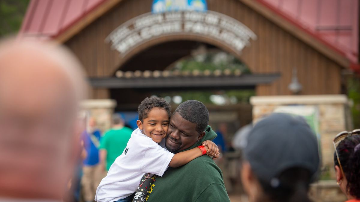 Celebrate Father's Day at Cleveland Metroparks Zoo with free admission for dads