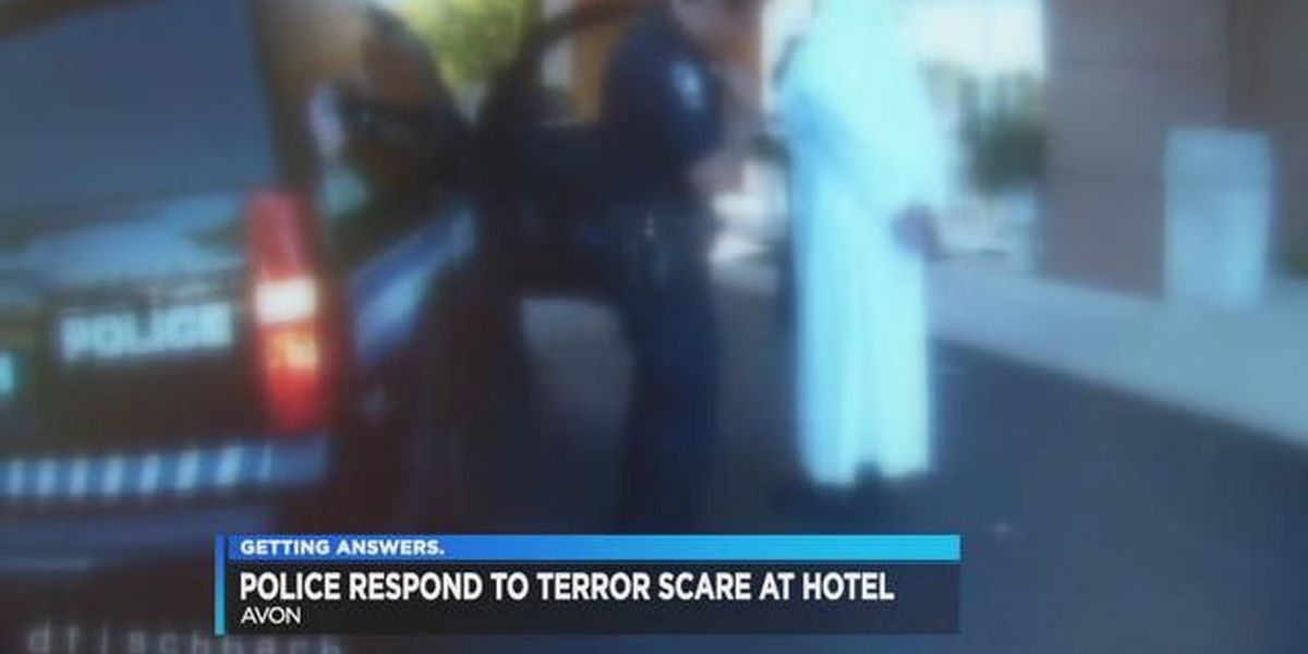 Hotel clerk may face charges after innocent man handcuffed at hotel