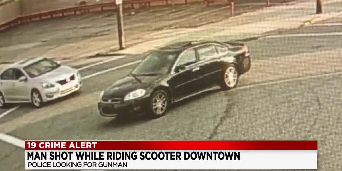 Man shot in both legs while riding e-scooter near Justice Center in broad daylight, Cleveland Police say