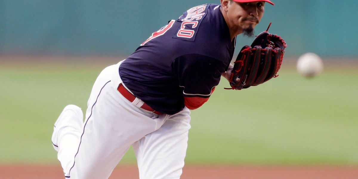 Carrasco strikes out 11, Indians roll past Twins 8-1