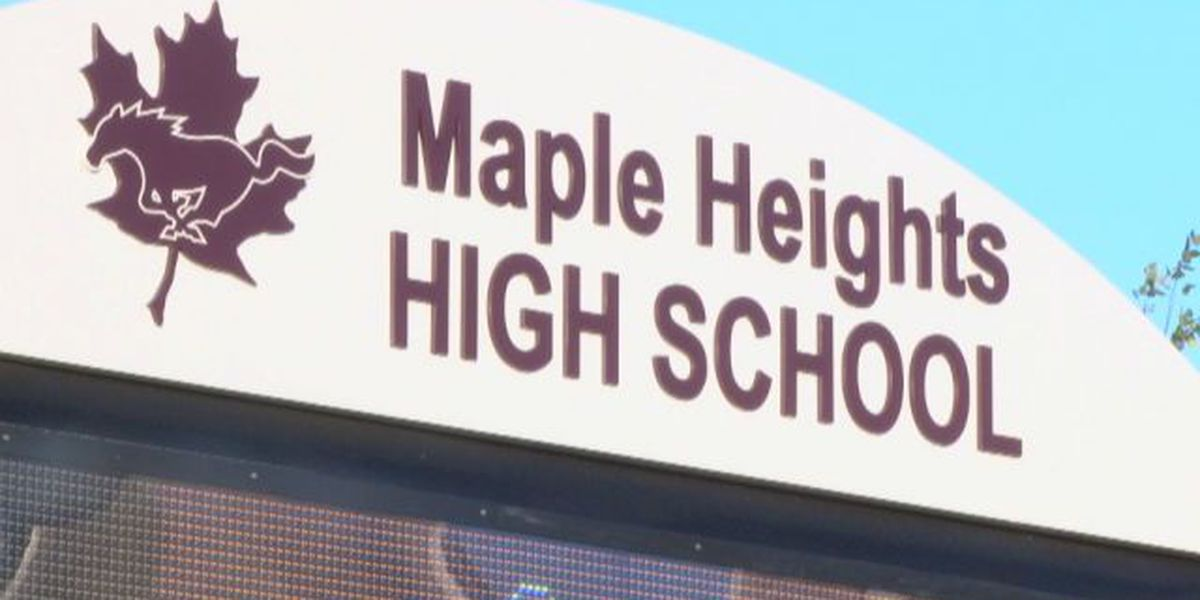 Maple Heights Schools' superintendent suspended after pulling down pants of board member at football game