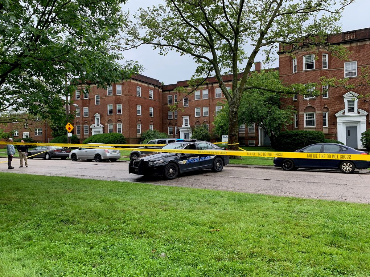 Cleveland police open homicide investigation after 19-year-old man shot and dragged by car