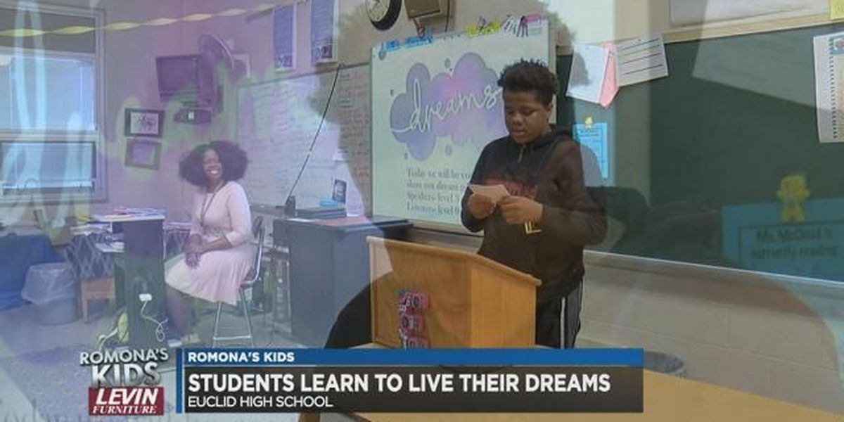 Romona's Kids: Euclid students learn to live their dreams
