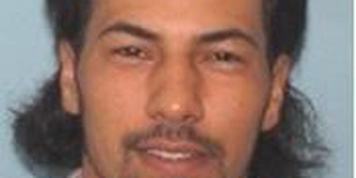 Murder suspect found hiding under toddler's bed