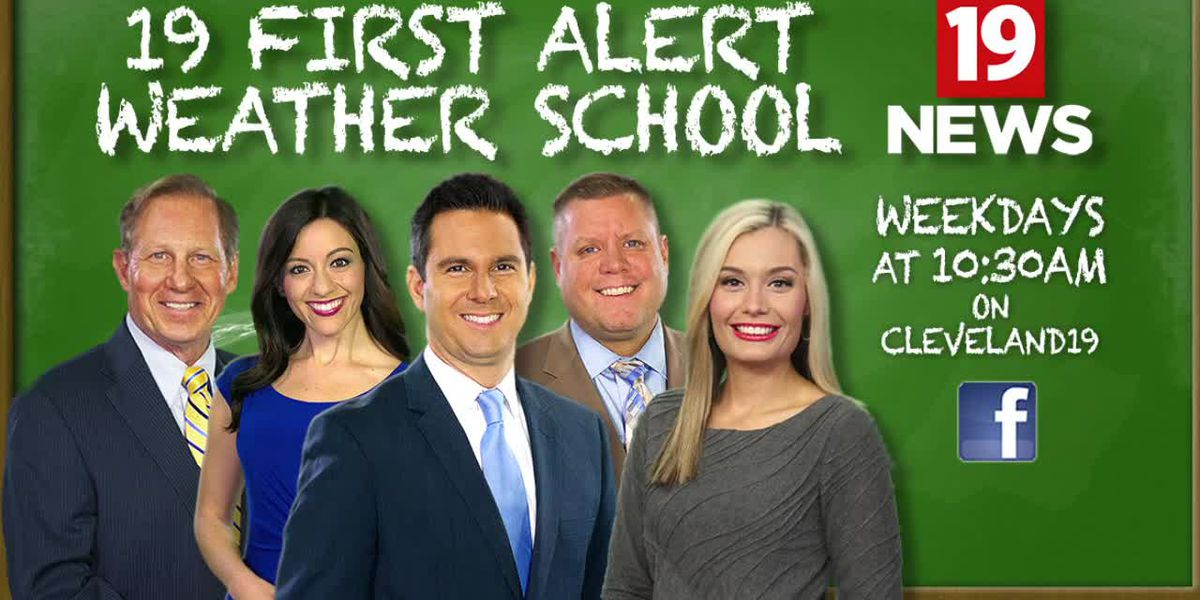 Nerd out with the 19 News meteorologists every day with the science behind the day's forecast