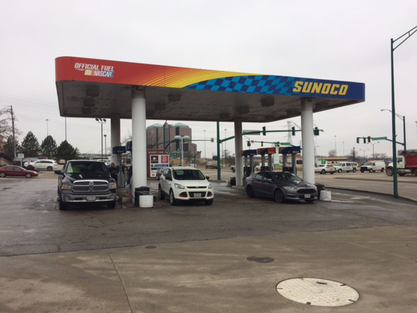 Sunoco Gas Station Near Me >> 83 Year Old Man Dies After Being Attacked At Independence Gas Station