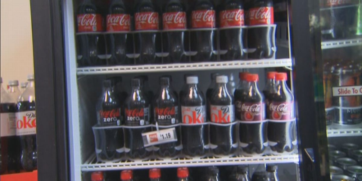 Coca-Cola is signaling interest in sale of cannabis-infused drinks