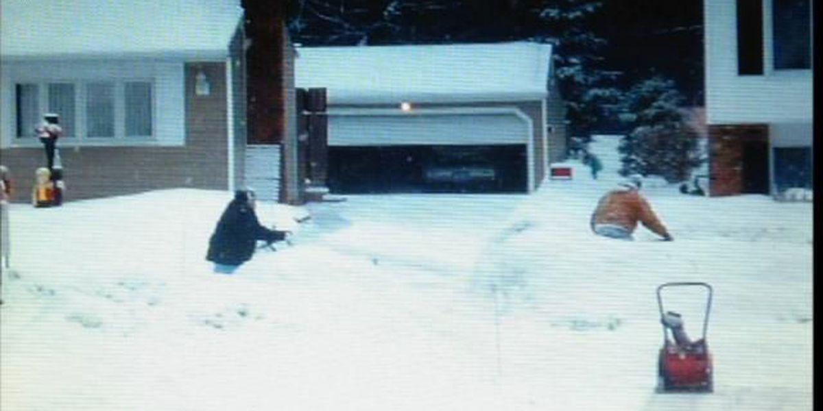 Neighbors go head to head in shovel scuffle
