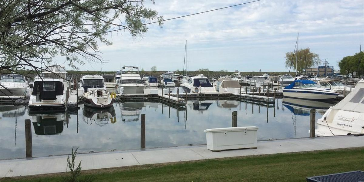 Search to resume Monday morning for man presumed missing in Lake Erie