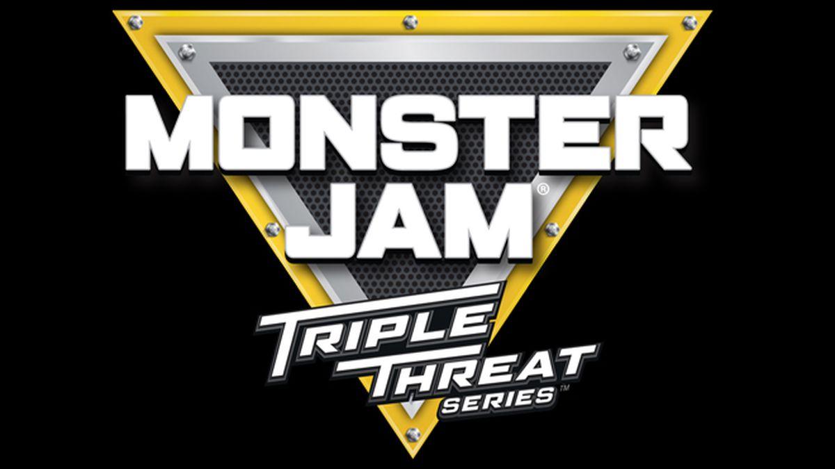 Monster Jam - Triple Threat Series