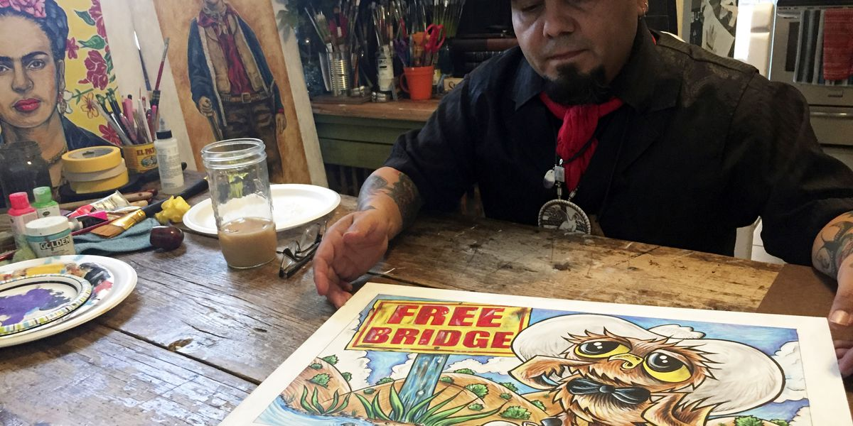 Chicano author, illustrator collaborate on animal adventure