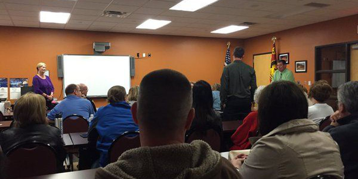Community holds open discussion to address heroin epidemic
