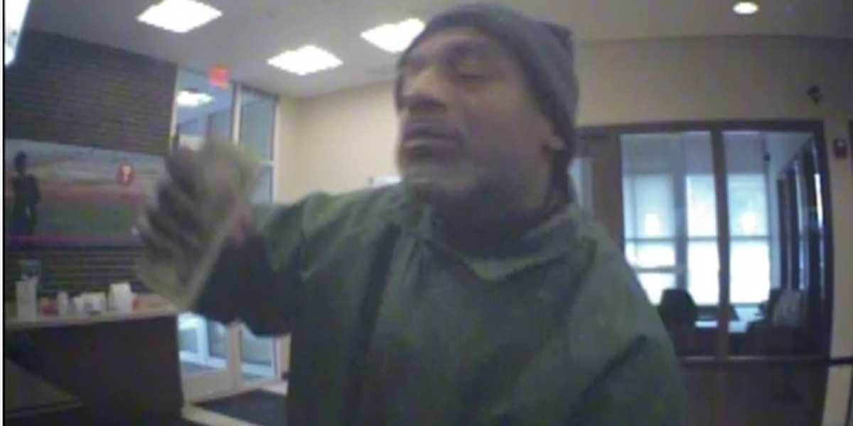 'I don't want to hurt nobody, but I'm capable': FBI offering reward to catch East Side bank robber